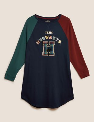 Harry Potter™ Cotton Short Nightdress