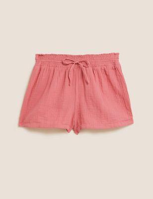Muslin Lounge Shorts