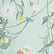 Floral Print Short Sleeve Nightdress, SAGE MIX, swatch