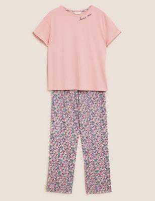 Pure Cotton Loves Me Pyjama Set