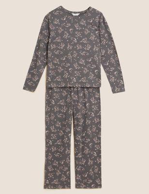 Cotton Rich Woodland Animals Pyjama Set