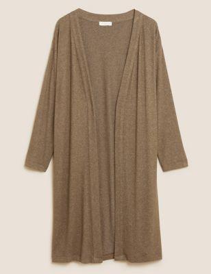 Cosy Knit Long Cardigan