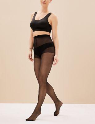 5pk 15 Denier Ladder Resist Matt Tights