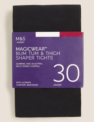 30 Denier Magicwear™ Opaque Tights