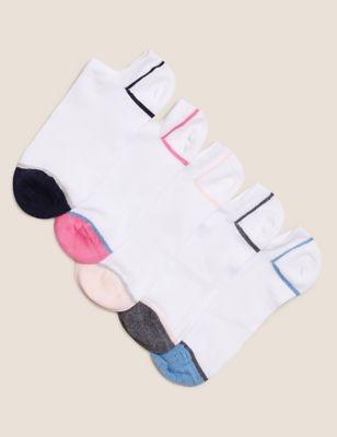 5pk Cotton Trainer Liners