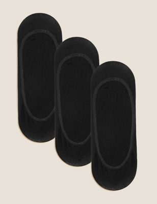 3pk Low Cut Footsies