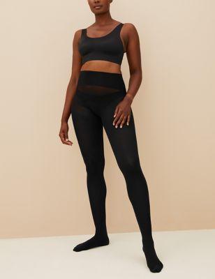40 Denier Soft Luxe Seamfree Opaque Tights