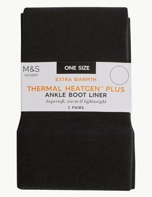 2 Pair Pack Heatgen™ Plus Boot Liner Socks