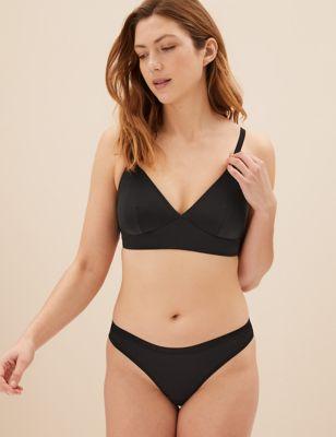 3pk Flexifit™ Modal Thongs