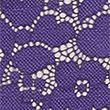 Cotton &  Lace Full Briefs - blue
