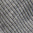 Ribbed Lounge Crop Top - greymarl