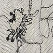 Allure Embroidered Underwired Balcony Bra A-E - silver