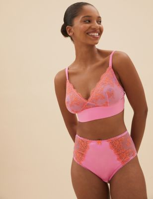 Blossom Embroidered Non Wired Bralette