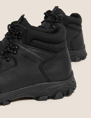 Leather Walking Shoes