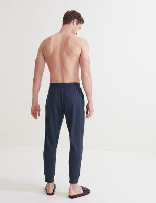 Tencel™ Supersoft Cuffed Loungewear Bottoms