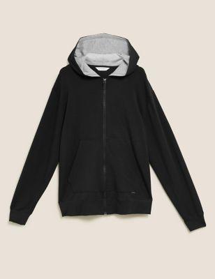 Tencel™ Supersoft Loungewear Hoodie