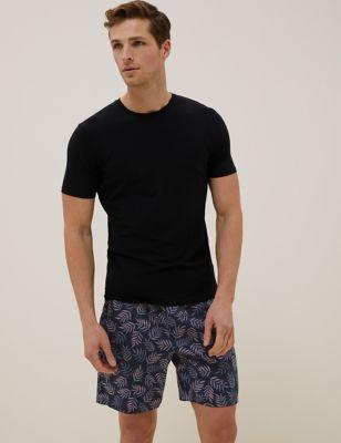 Cotton Tencel™ Woven Pyjama Shorts