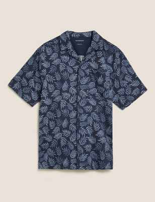 Cotton Tencel™ Woven Pyjama Top