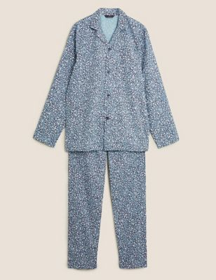 Cotton Ditsy Floral Pyjama Set