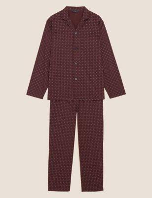 Cotton Printed Pyjama Set