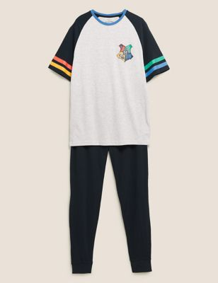 Pure Cotton Harry Potter™ Print Pyjama Set