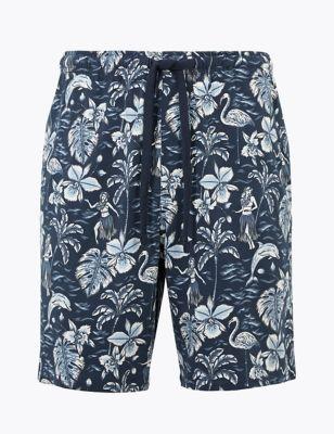 Pure Cotton Pyjama Shorts