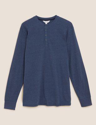 Cotton Jersey Loungewear Top