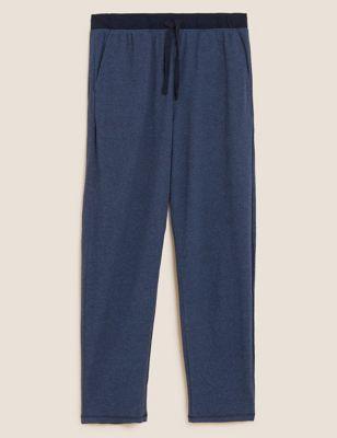Cotton Jersey Loungewear Bottoms