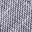 Linen Textured Flat Cap - navymix