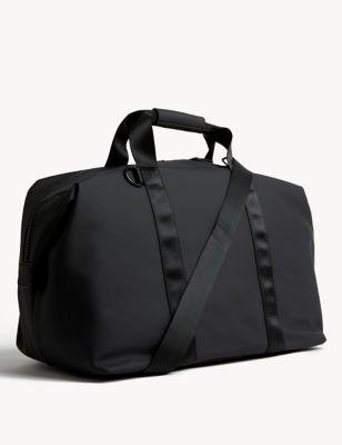 Rubberised Weekend Bag