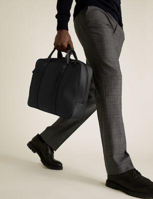 Rubberised Laptop Bag