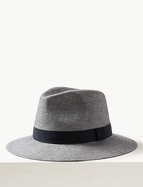 Herringbone Ambassador Hat