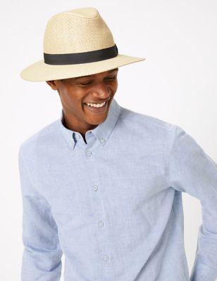 Textured Ambassador Hat