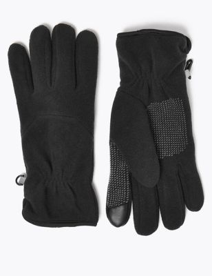 Fleece Gloves with Thermowarmth™