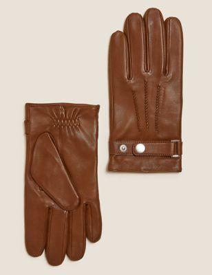 Luxury Italian Leather Gloves