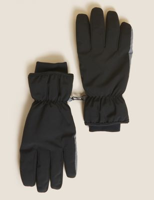 Wind Resistant Gloves with Thermowarmth™
