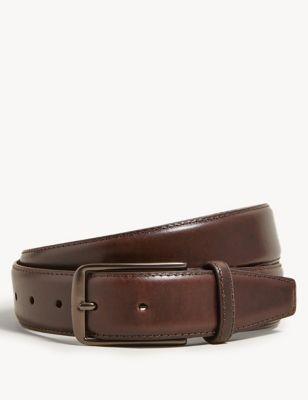 Italian Leather Smart Belt