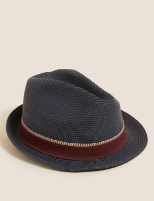 Textured Trilby