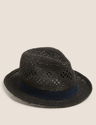 Handwoven Trilby