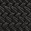 Stretch Woven Belt - blackmix