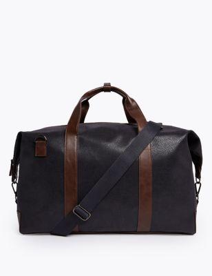 Textured Weekend Bag