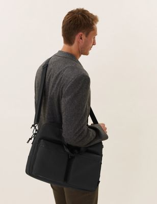 Recycled Polyester Pro-Tect™ Laptop Bag