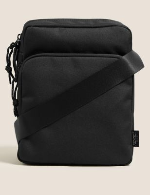 Recycled Polyester Pro-Tect™ Cross Body Bag