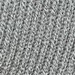 Knitted Textured Scarf - lightgreymix