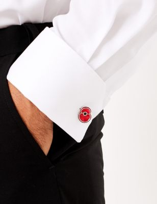 Poppy Collection® Poppy Cufflinks