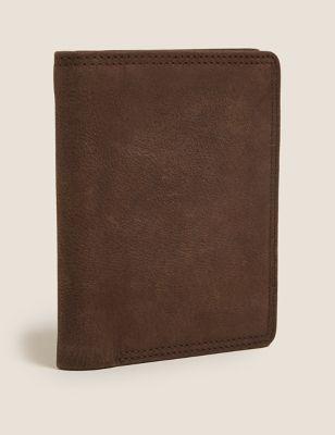 Leather Tri-fold Cardsafe™ Wallet