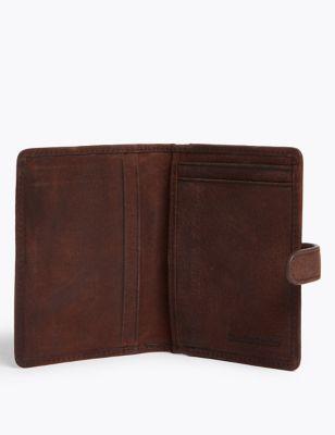 Leather Cardsafe™ Card Holder
