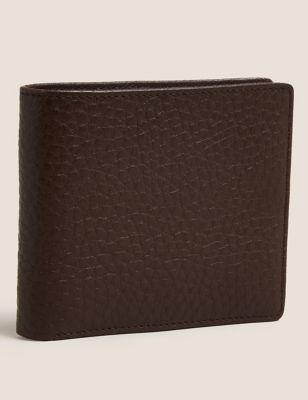 Leather Bi-fold Cardsafe™ Wallet