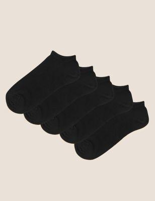 5pk Cool & Fresh™ Trainer Socks