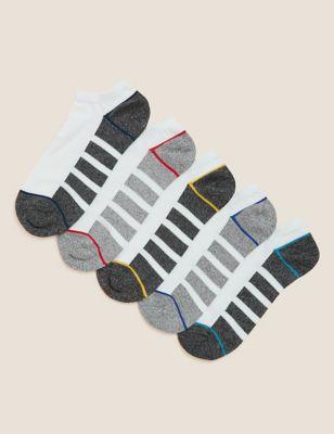 5 Pack Cool & Fresh™ Trainer Socks